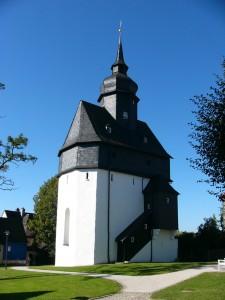 """St. Walburga """"Alte Wehrkirche"""""""