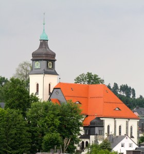 Lutherkirche in Bad Steben