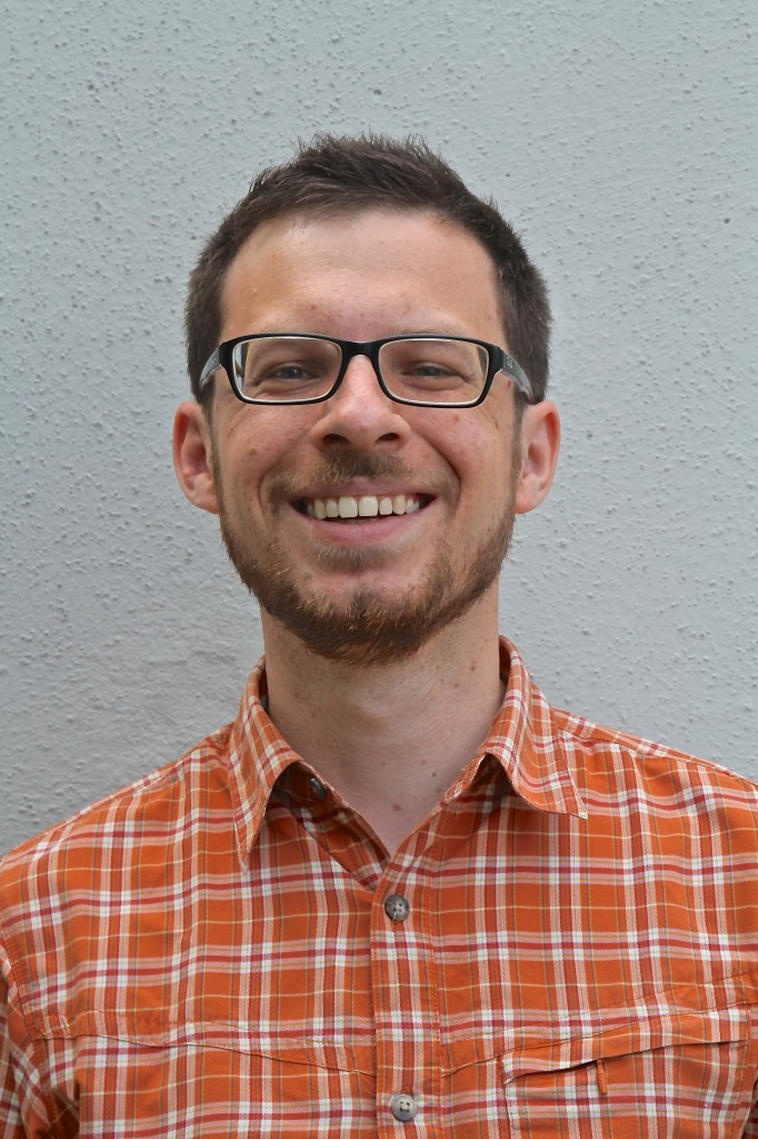 Pfarrer Bastian Frank