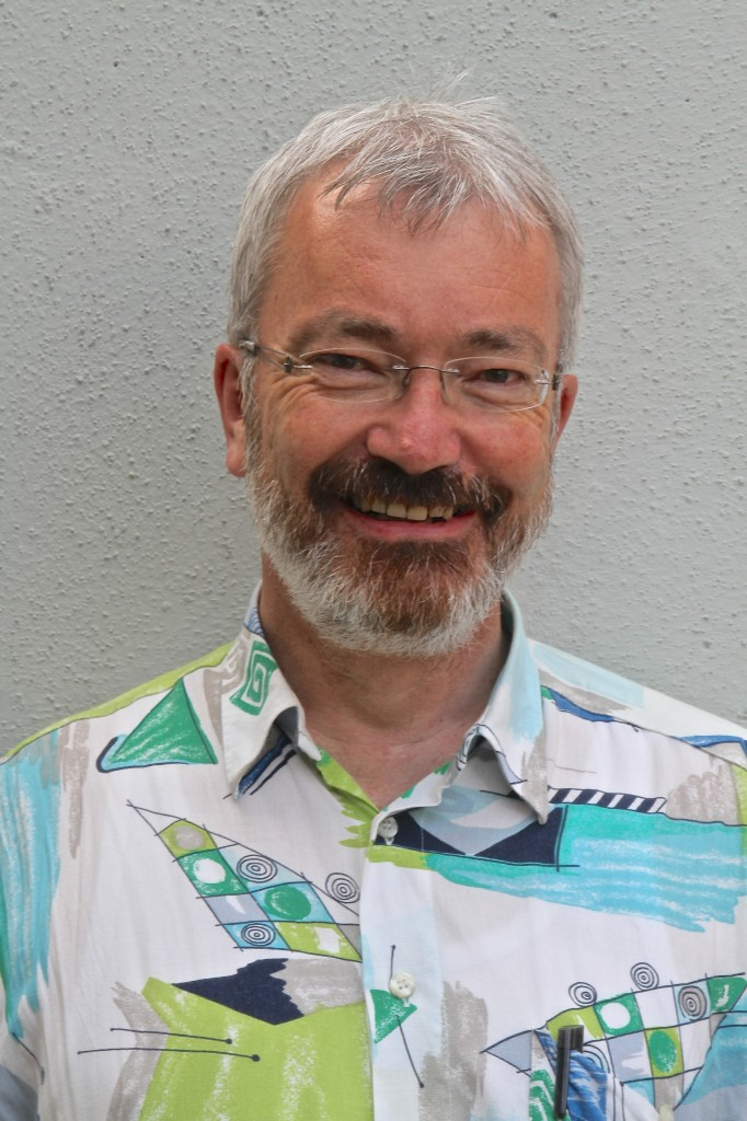 Pfarrer Horst Bergmann